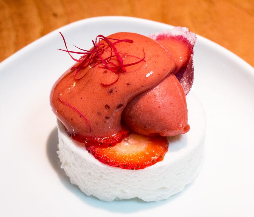 Eneko dessert