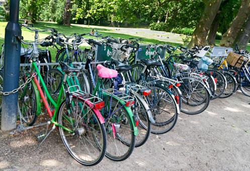 Groningen bike