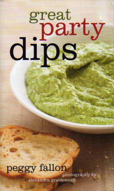cookbook reviews Great Party Dips