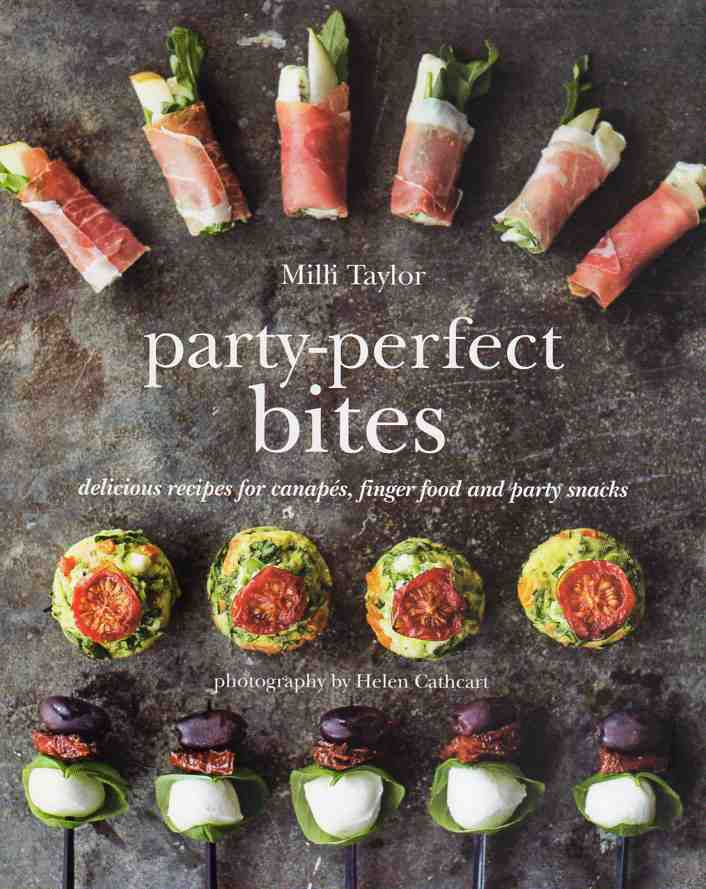 Party-Perfect Bites by Milli Taylor – review