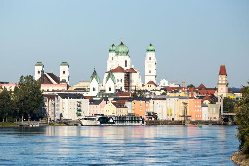 AmaWaterways Passau
