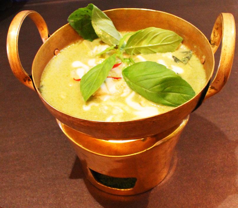 Patara Thai curry