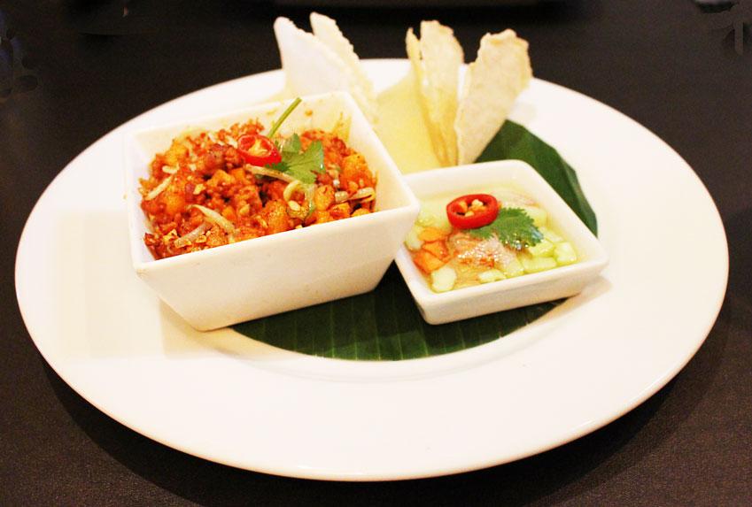 Patara Thai starter