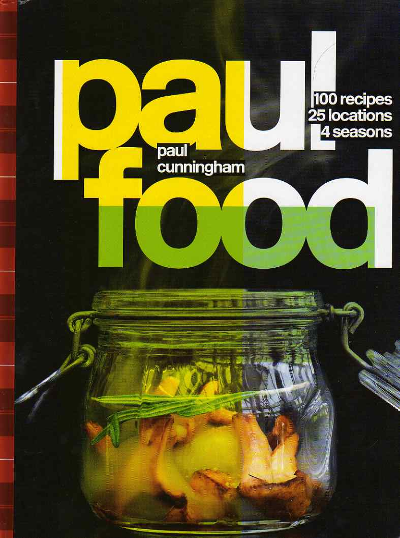Paul Food – cookbook review