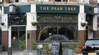 Pear Tree Pub, Fulham – restaurant review