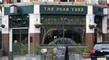Pear Tree Pub, Fulham – restaurant review