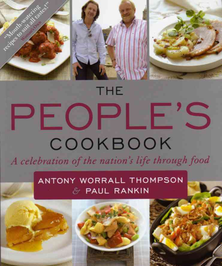 The People's Cookbook – Antony Worrall Thompson – review