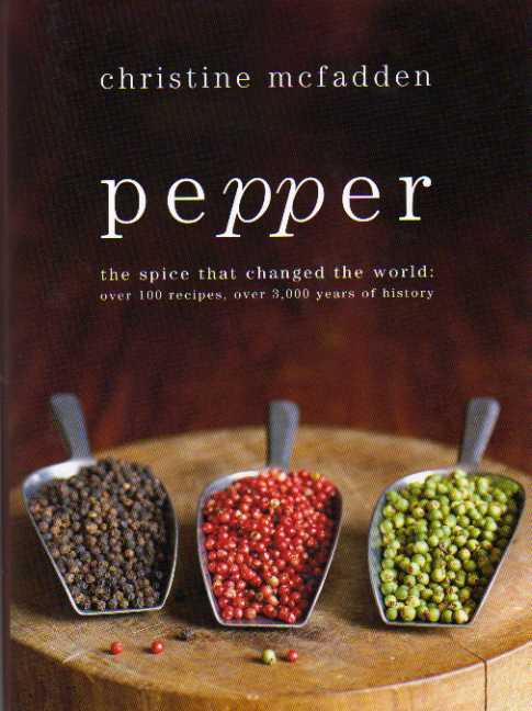 Pepper by Christine McFadden – review