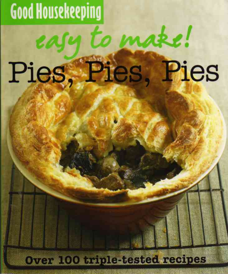 Pies, Pies, Pies – cookbook review