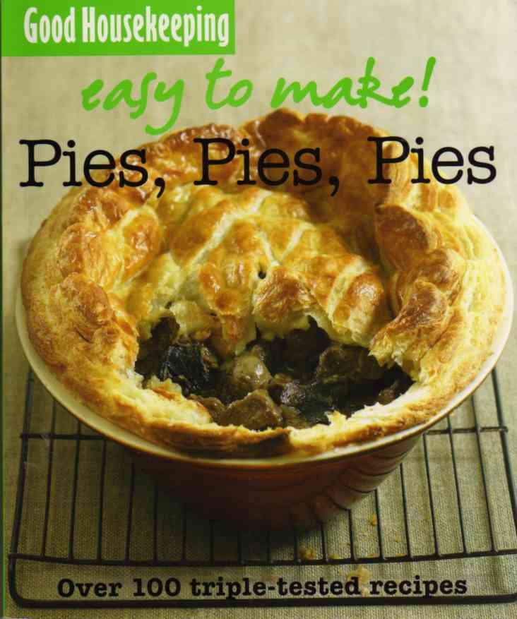 cookbook reviews Pies Pies Pies