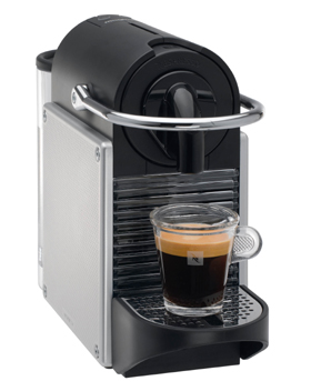 Magimix Pixie coffee maker