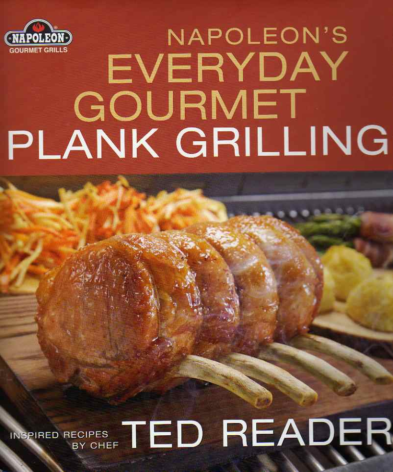 cookbook review Everyday Gourmet Plank Grilling