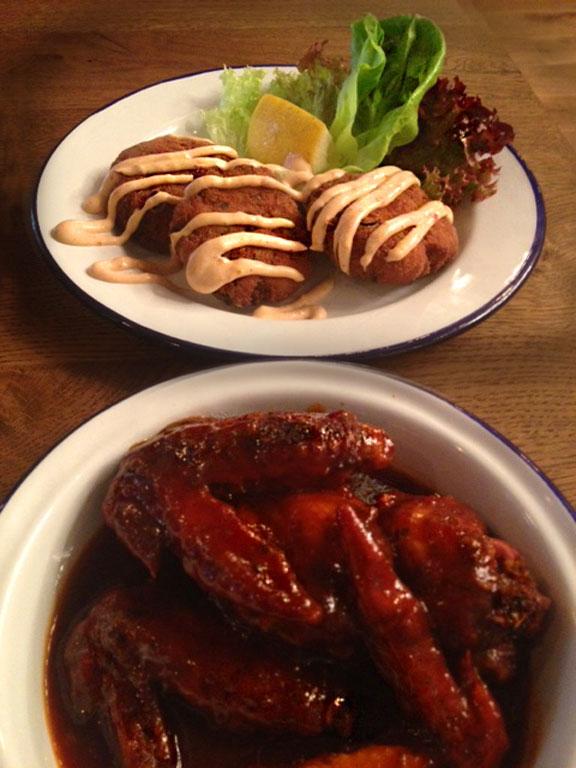Porky's BBQ at Bankside