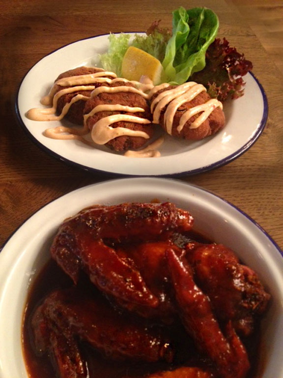 Porky's BBQ at Bankside – restaurant review