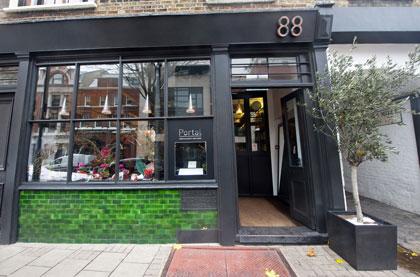 Portal Portuguese Restaurant, Clerkenwell – review