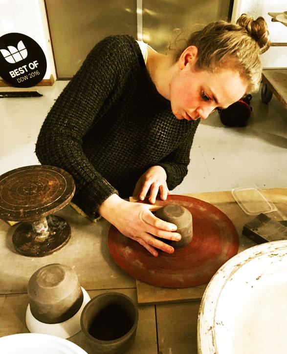 Atelier NL eindhoven potter