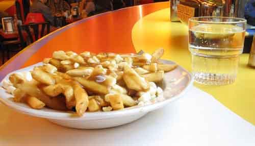 Fries - Poutine