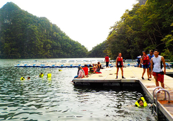 Langkawi lake