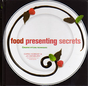 cookbook review Food Presenting Secrets
