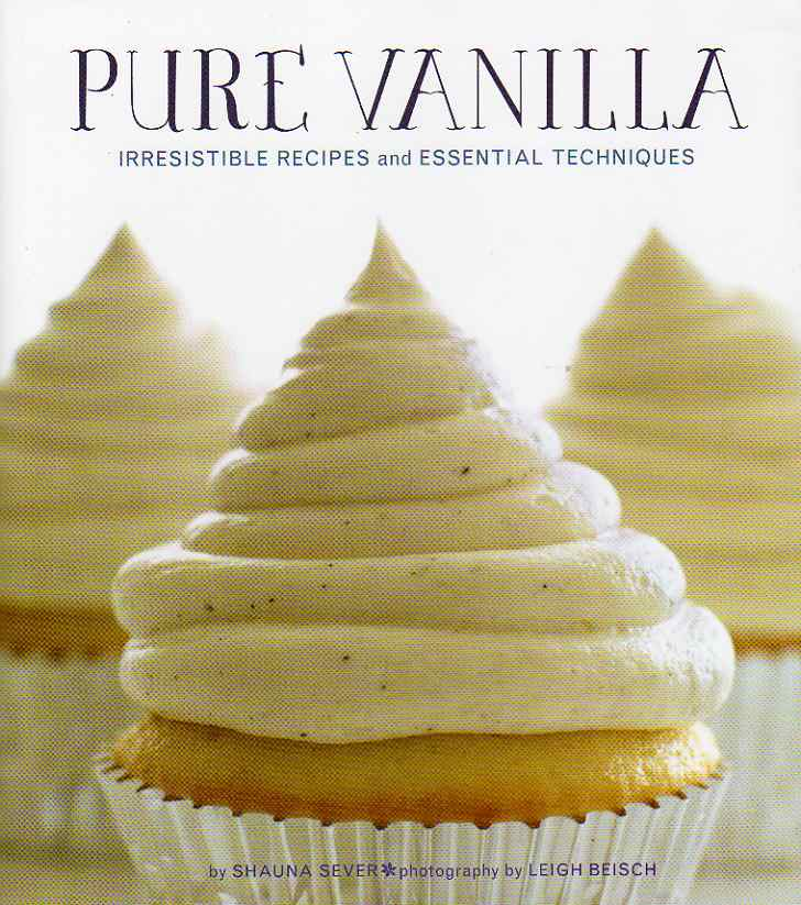 cookbook review Pure Vanilla