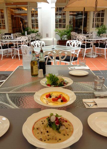 Raffles Hotel Italian