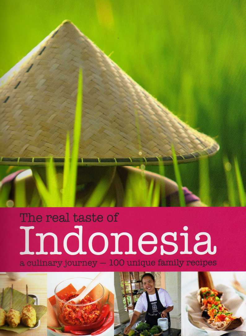 cookbook review The Real Taste of Indonesia