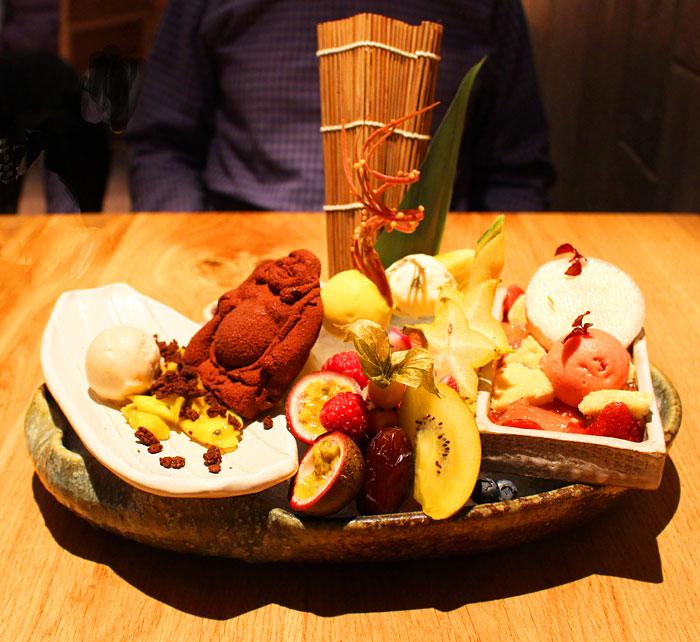 ROKA dessert