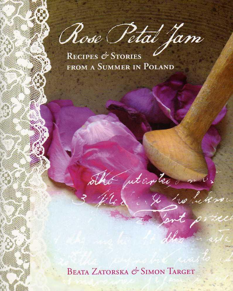 cookbook review Rose Petal Jam