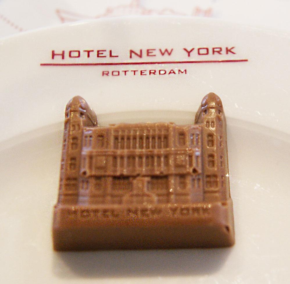 Rotterdam hotel new york