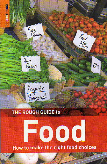 The Rough Guide to Food – book review