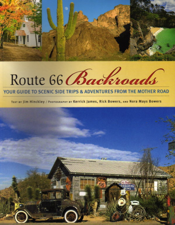 Route 66 Backroads by Jim Hinckley – review