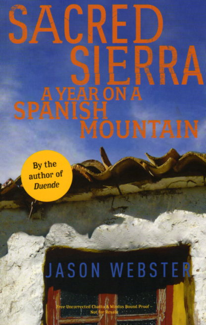 Sacred Sierra by Jason Webster – review