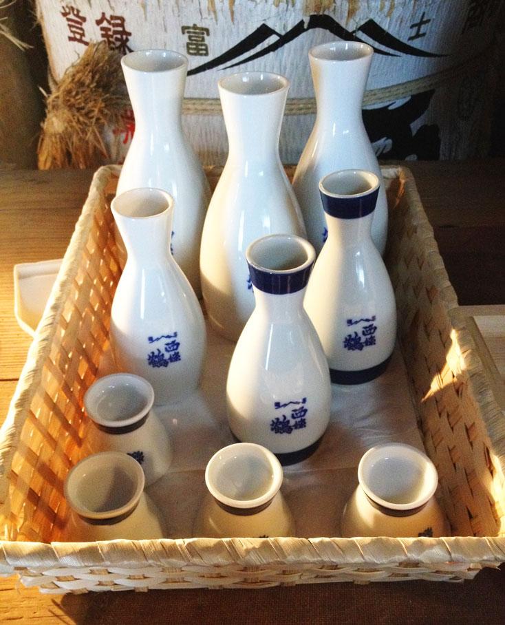 Takayama sake
