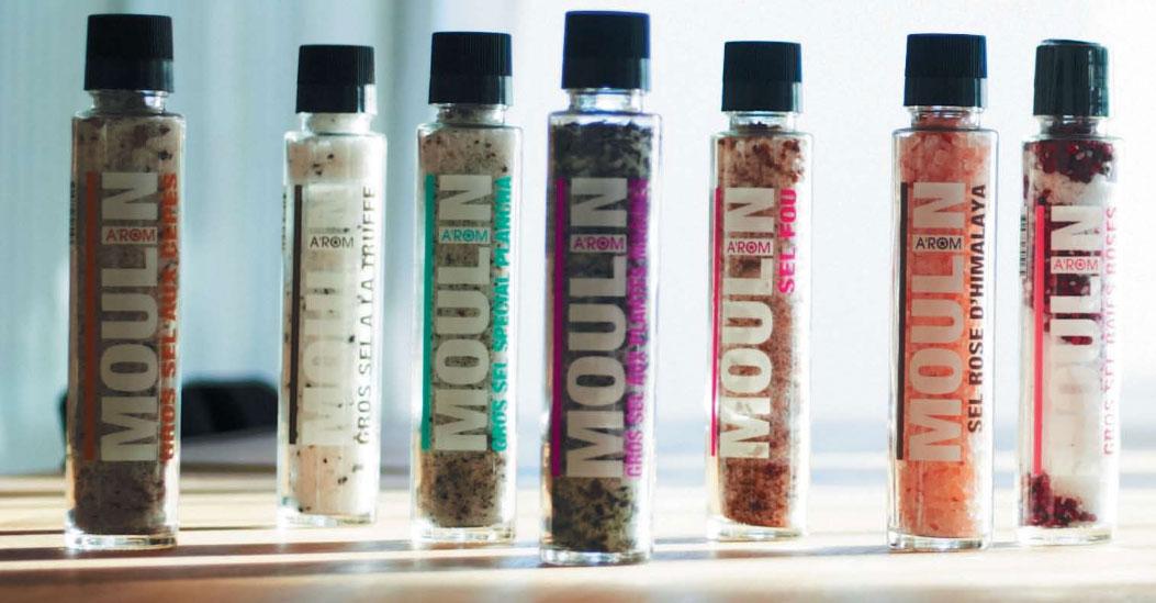 A'Rom Moulin salt Christmas gift ideas