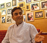 Chef Sanjay Kaul interview