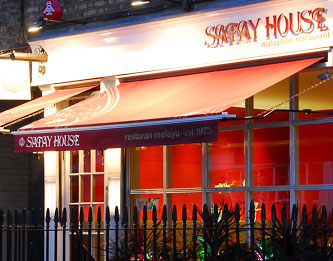 Satay House, Paddington – restaurant review