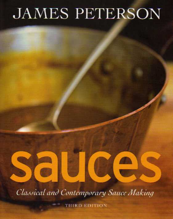 Sauces – Classical and Contemporary Sauce Making – review