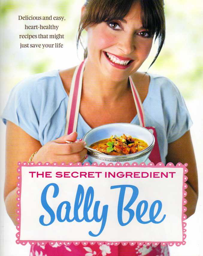 cookbook review The Secret Ingredient