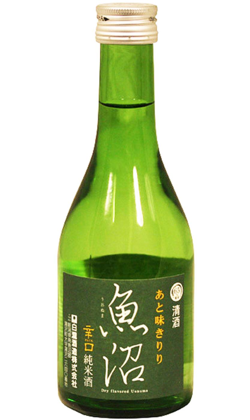 Shirataki Shuzo Atoaji Kiriri Uonuma Junmai Sake