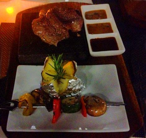 silversea cruise grill