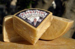 Simon Kerr Paški Sir cheese