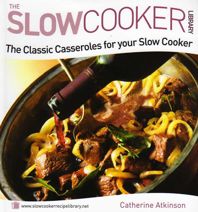 cookbook review slow cooker casseroles