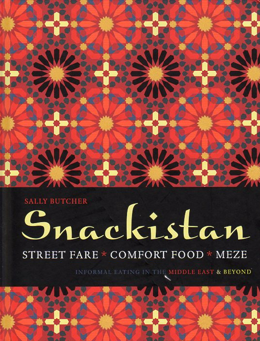 Snackistan by Sally Butcher – review