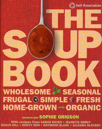 The Soup Book – cookbook review
