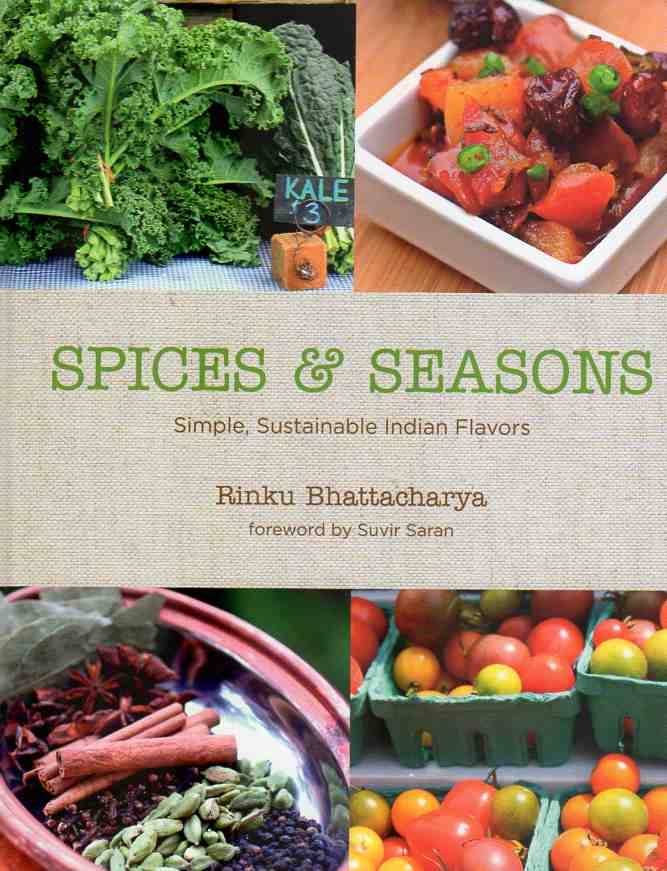 Spices and Seasons by Rinku Bhattacharya – review