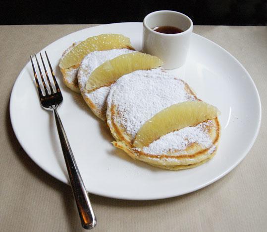Spice Market pancakes