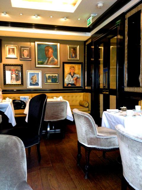 Afternoon Tea -St James's Hotel