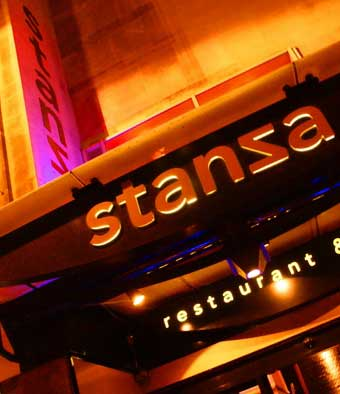 Stanza, Shaftesbury Avenue, London – restaurant review
