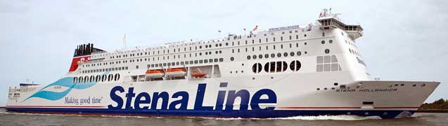 Stena Line to the Hook of Holland – travel review