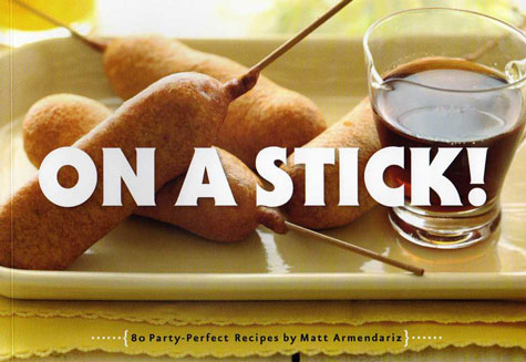On a Stick by Matt Armendariz – review